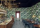 Kawiarnia Odette w wieżowcu Cosmopolitan, ul. Twarda w Warszawie
