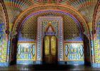 Architektura wnętrz w stylu psychodeli? To neomauretański pałac w Toskanii