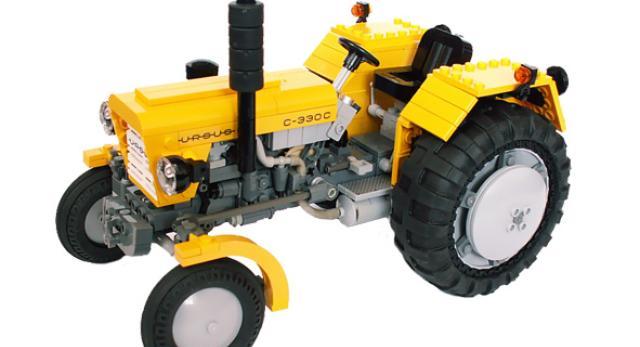 Konstrukcje z LEGO
